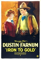 Iron to Gold movie poster