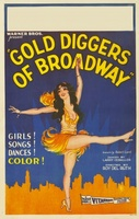 Gold Diggers of Broadway movie poster