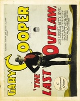 The Last Outlaw movie poster