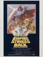 Star Wars: Episode V - The Empire Strikes Back movie poster