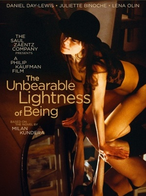 The Unbearable Lightness of Being poster #714007