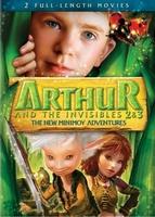 Arthur et la guerre des deux mondes movie poster