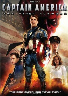 Image result for captain america the first avenger poster