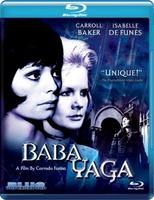 Baba Yaga movie poster