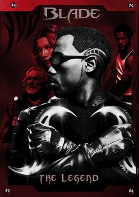 Blade: Trinity poster #714553
