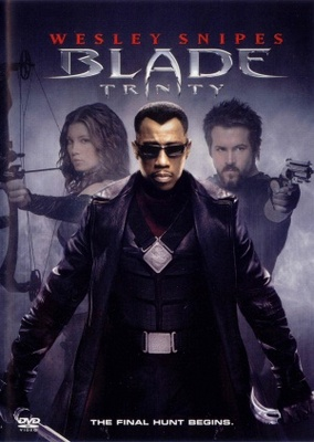 Blade: Trinity poster #714650