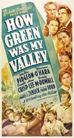 How Green Was My Valley movie poster