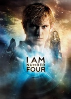 I Am Number Four #716440 movie poster
