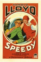 Speedy movie poster