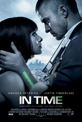 In Time (2011) movie poster