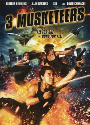 3 Musketeers poster #717451