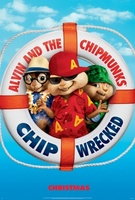 Alvin and the Chipmunks: Chip-Wrecked movie poster