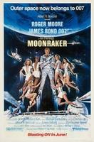 Moonraker movie poster