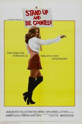Stand Up and Be Counted poster #720015