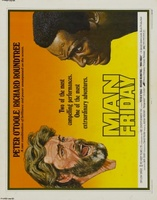 Man Friday movie poster