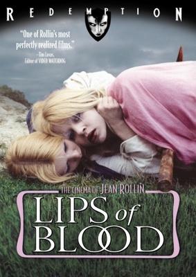 Lèvres de sang poster #720760
