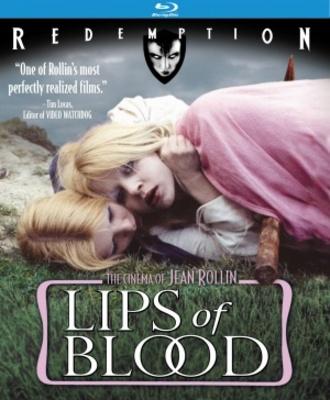 Lèvres de sang poster #720761