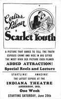 Scarlet Youth movie poster