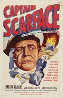 Captain Scarface movie poster