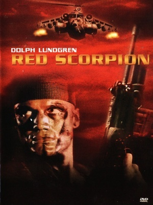Red Scorpion poster #721150