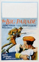 The Big Parade movie poster