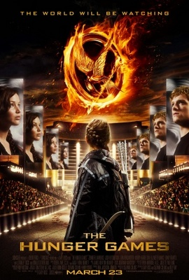 The Hunger Games poster #721811