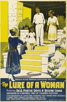 The Lure of a Woman movie poster