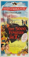 The 5,000 Fingers of Dr. T. movie poster