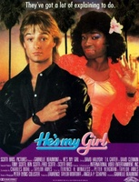 He's My Girl movie poster