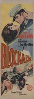 Blockade movie poster