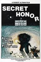 Secret Honor movie poster