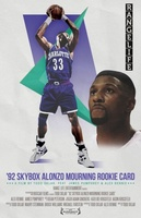 '92 Skybox Alonzo Mourning Rookie Card movie poster