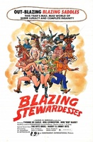Blazing Stewardesses movie poster
