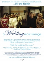 A Wedding Most Strange movie poster