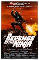 Revenge Of The Ninja movie poster