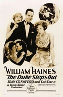 The Duke Steps Out movie poster