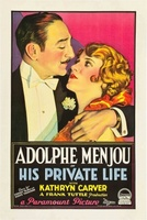 His Private Life movie poster