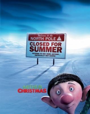 Arthur Christmas Poster.Arthur Christmas Poster