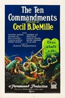 The Ten Commandments movie poster