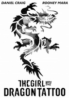 The girl with the dragon tattoo movie poster 721141 for The girl with the dragon tattoo t shirt