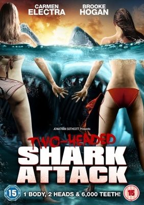 2 Headed Shark Attack poster #725687