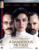 A Dangerous Method movie poster