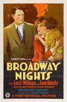 Broadway Nights movie poster