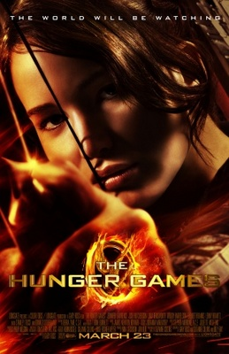 The Hunger Games poster #728643