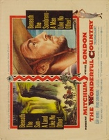 The Wonderful Country movie poster
