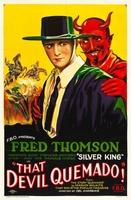 That Devil Quemado movie poster