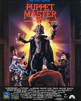Puppet Master 5: The Final Chapter movie poster