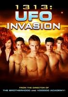 1313: UFO Invasion movie poster