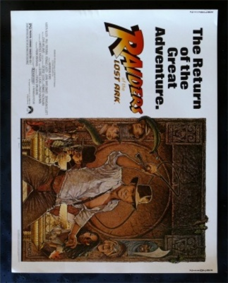 Raiders of the Lost Ark poster #731167