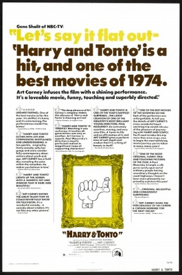 Harry and Tonto poster #731293